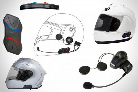 Motorcycle Bluetooth Headsets